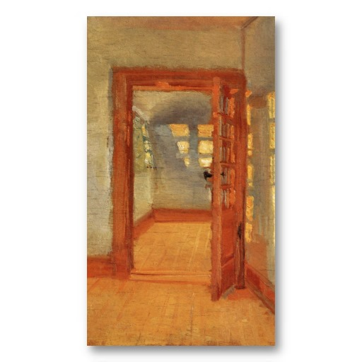 Brondum's Annex by Anna Ancher