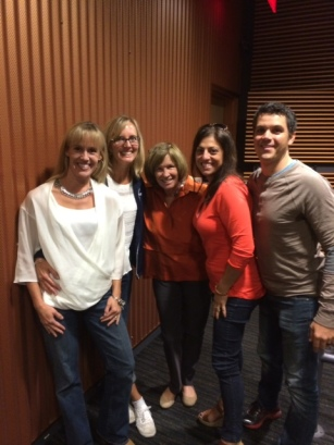 3-5 teachers loved meeting Lucy Calkins.