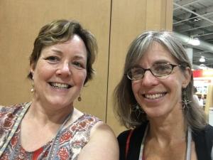 So happy to meet Molly Hogan in real life!